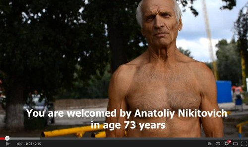 Anatoliy Nikitovich - 73 years old