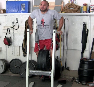 Weighted dips - rosstraining.com