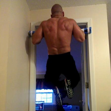 Doorway pull-ups