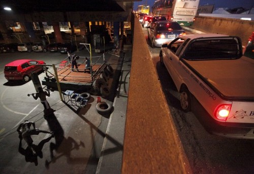 boxing gym in Brazil