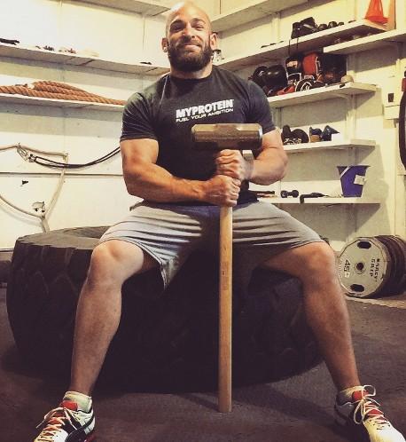 MyProtein Sponsored Athlete - Ross Enamait