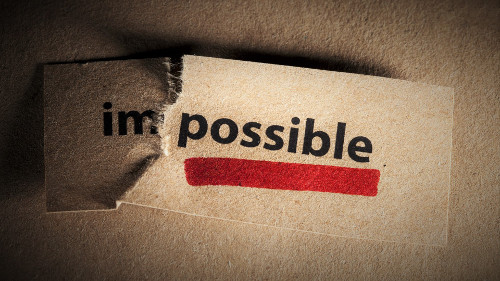 Possible vs. Impossible