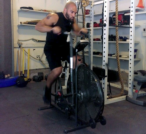 Schwinn Airdyne and Assault Air Bike Training