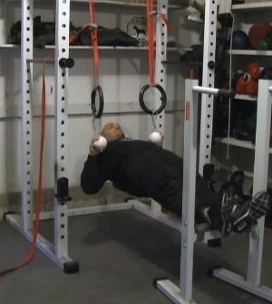 Softball Grip Pull-ups - RossTraining com