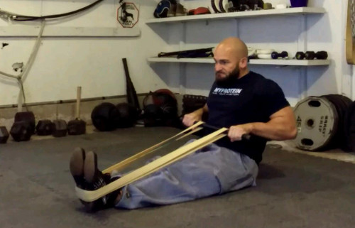 Strength Training At Home (Pulling)