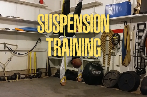 Suspension training - Ross Enamait