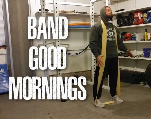 Ross Enamait - Band good mornings