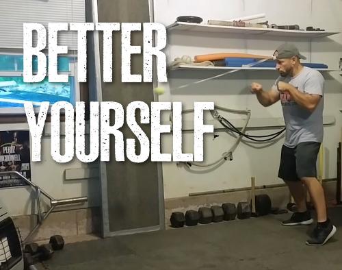 Better Yourself - Ross Enamait
