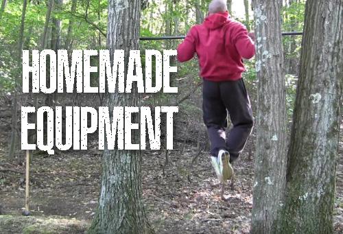 Homemade Training Equipment