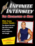 Infinite Intensity - Ross Enamait