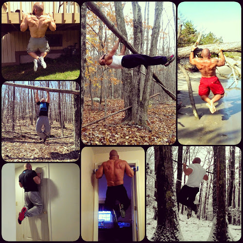 Pull-up Exercise Options