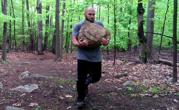 Rock Carry