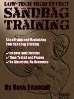 Sandbag Training - Ross Enamait